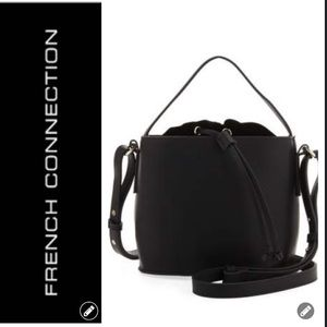 NWT French Connection Bucket Bag